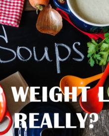 Soup For Weight Loss?